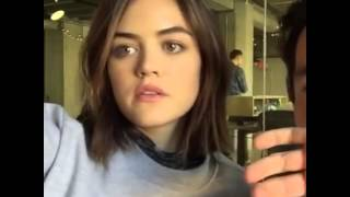 Nonton Lucy And Ian Talk About Ezria Best Ship On Pll  Film Subtitle Indonesia Streaming Movie Download
