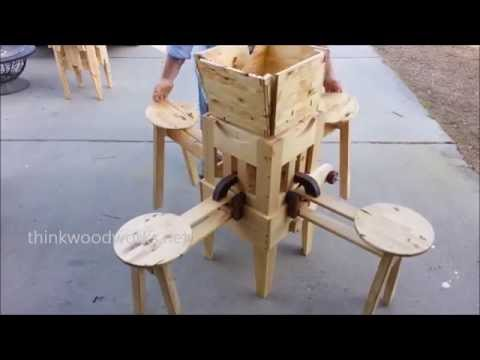 Incredible Folding Table
