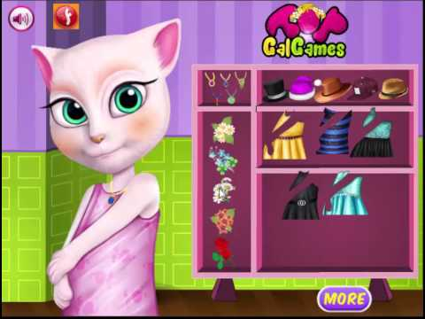 Game For Girl - Angela Real Spa - Sofia Cooking Vegetables