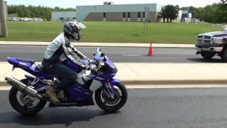 4. Yamaha YZF-R1 Acceleration