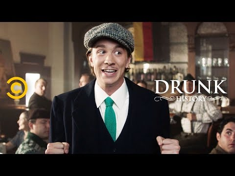 Hitler's Nephew Sticks It to His Uncle - Drunk History