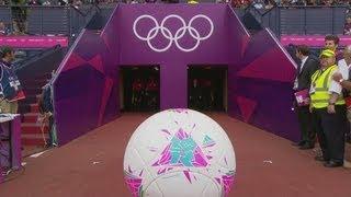 Japan Shock Spain - Group D   London 2012 Olympics