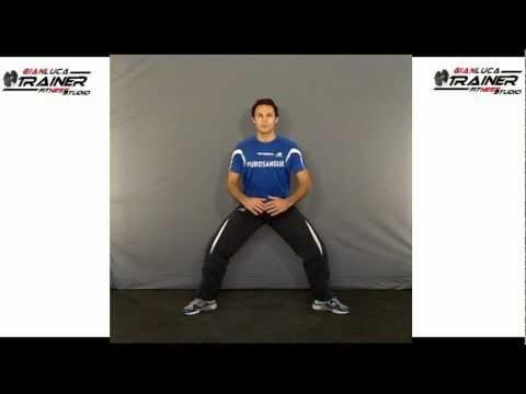 gambe glutei e addominali in 10 minuti allenamento gag