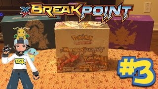 Part 3 BreakPoint Booster Box Opening!!! Cant Stop Wont Stop. by Demon SnowKing