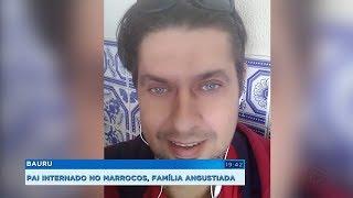 Mecânico passal mal no Marrocos e família não consegue notícias dele