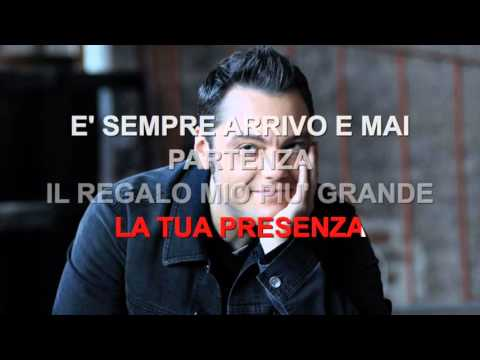 , title : 'Tiziano Ferro - Il regalo più grande - Karaoke con testo'
