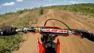 9. First Test: CRF250f 2019 Motocross Gopro