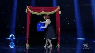 TV spot Italia 2018 Comedy Magic