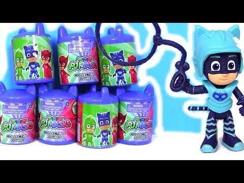 Герои в масках РJ Маsкs Видео для детей Мультики с Игрушками Игрушки Новинки Сюрпризы - DomaVideo.Ru
