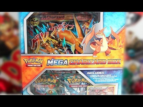 box - FURIOUS FIST PACKSS!!!! Well guys Furious Fist is right around the corner and I managed to get my hands on a Mega Charizard Box to open for you guys. It comes with a Mega Charizard Y Jumbo...