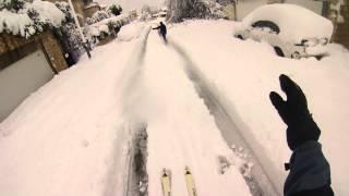 סקי בירושלים