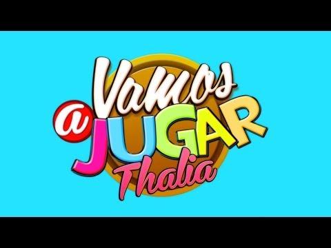 Tekst piosenki Thalia - Vamos A Jugar po polsku