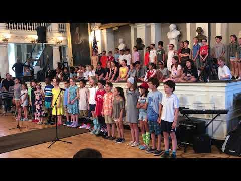 2018 Eliot Celebration of Learning with NEMPAC (Grade 4)