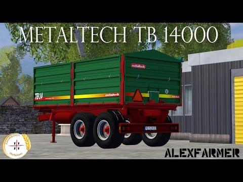 MetalTech TB 14