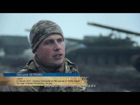 Documentary about battle for Debaltseve in winter 2015