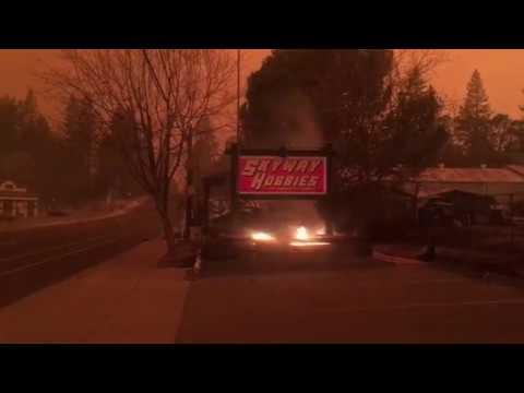 Camp Fire Video1