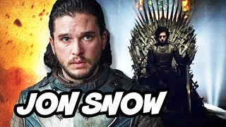Game Of Thrones Season 7 Jon Snow Father Explained. Episode 5 Gilly Rhaegar Targaryen Scene, R+L=J Lyanna Stark Timeline and Rightful King vs ...
