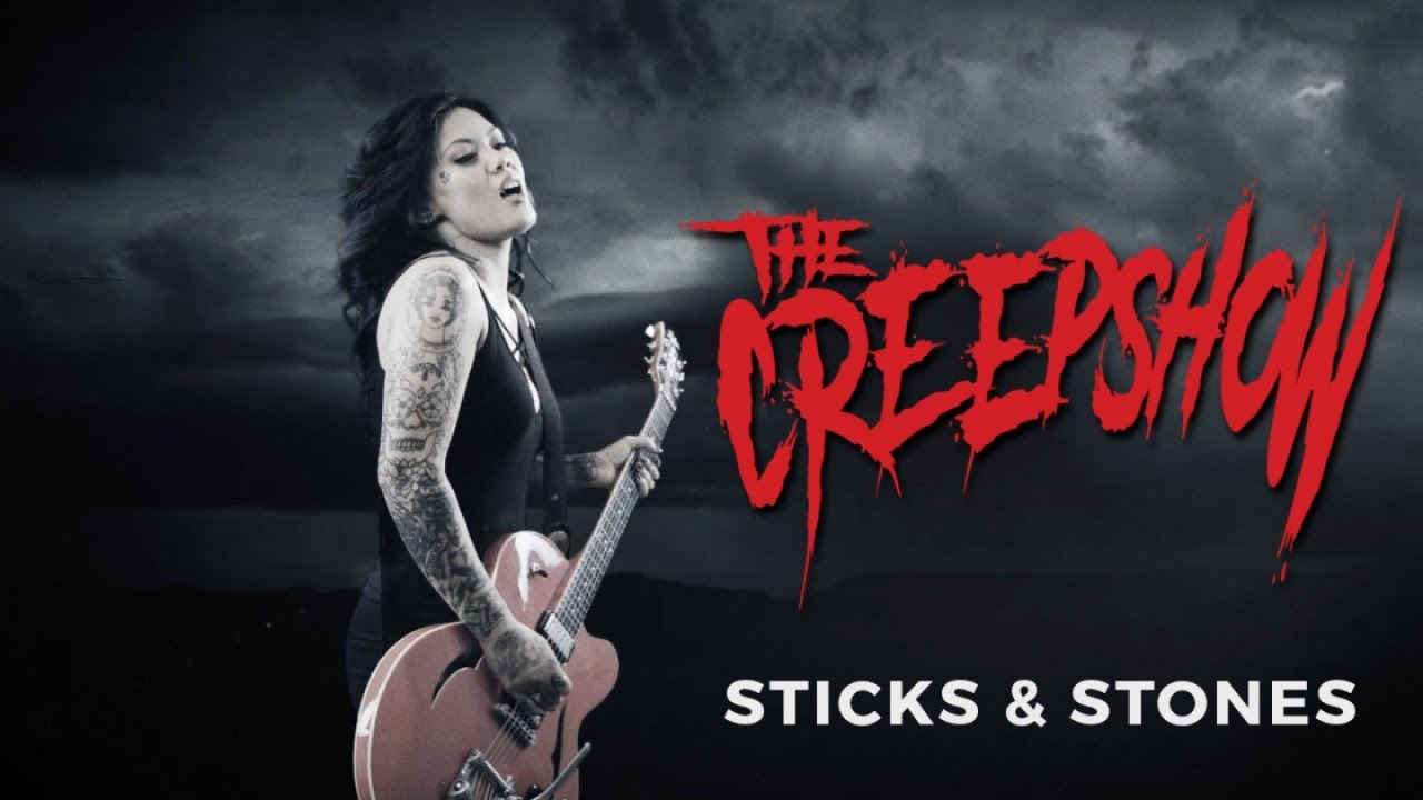 The Creepshow - Sticks & Stones (official video)