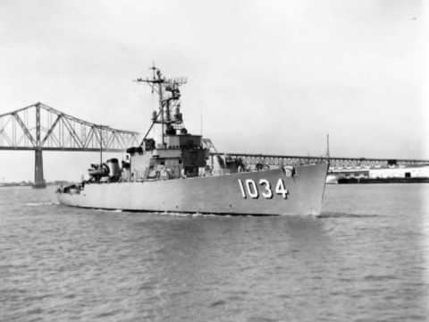 USNM Interview of Keith Harris Part One Joining the Navy and the USS John R  Perry DE 1034