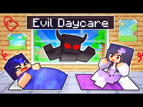 5 NIGHTS at a Evil DAYCARE In Minecraft!