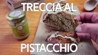 Video Rezept - Treccia al Pistacchio