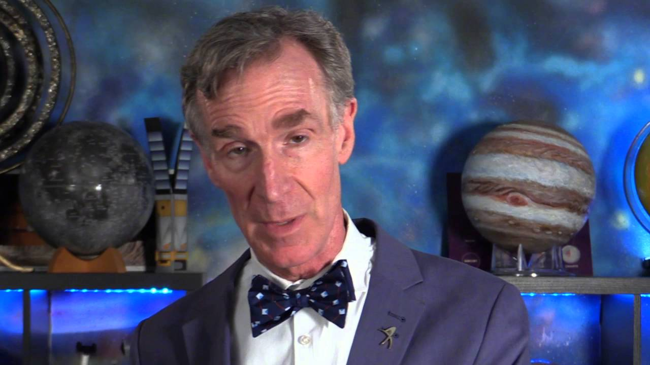 Asteroid Day 2016 Press Conf. with Bill Nye