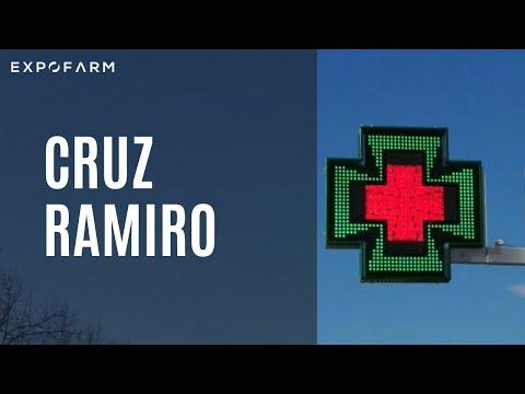 Cruz de farmacia Ramiro