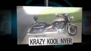 9. KRAZY KOOL NYER INTRO VICTORY CROSS ROADS CLASSIC LE