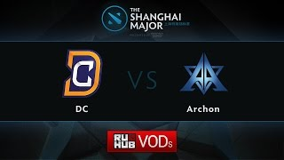 DC vs Archon, game 1