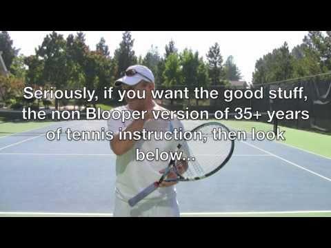 Tennis Bloopers - Brent Abel & WebTennis