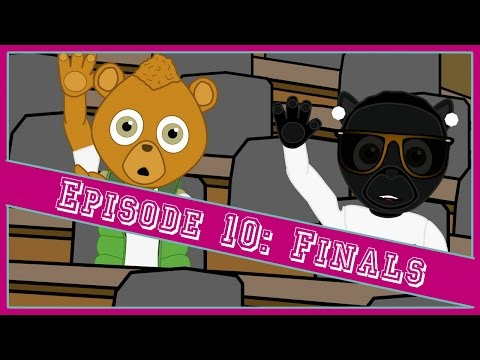 Barry Tales Episode 10: Finals
