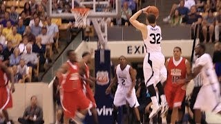 Jimmer Fredette Lockout Highlights - Provo