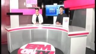 EFM On TV 31 October 2013 - Thai Talk Show