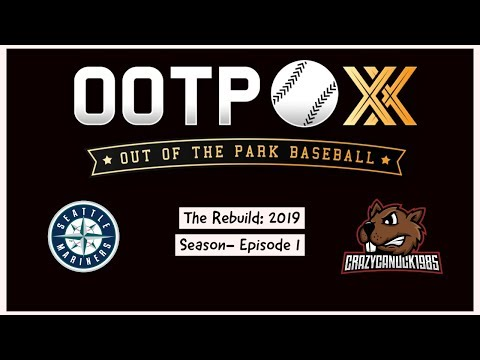 OOTP 20 - The Rebuild - Episode 1:  Meet The Team