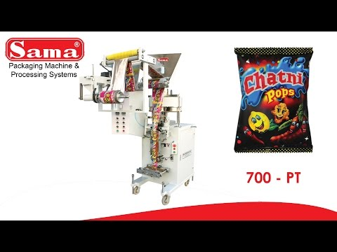 packaging machinery - Vertical Form Fill Seal Packaging Machine Best For Nimco, Slanty, POPS, etc . . .