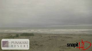 Punakaiki Webcam Wednesday 23rd December 2009