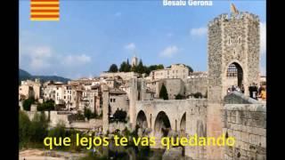 Antonio Molina Adios mi España con letra