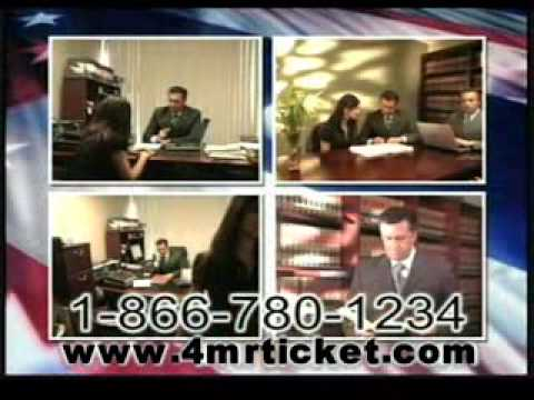 Mr. Ticket, Traffic Ticket Lawyer, Discusses the Various Options for Detesting Traffic Tickets for San Bernardino Reside…