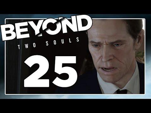 BEYOND TWO SOULS REMASTERED Part 25: Der Schmerz treibt ihn in den Wahnsinn...