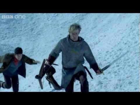 Merlin and Arthur's Escape - Merlin: Arthur's Bane Part 2 - Series 5 Episode 2 - BBC One