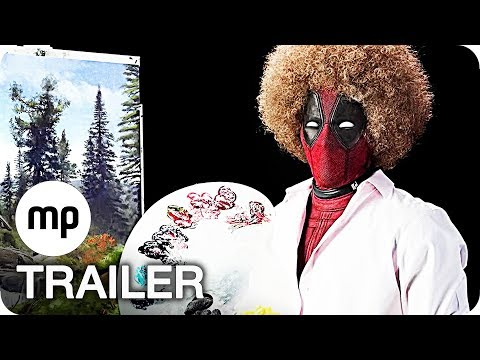 Deadpool 2 Trailer German Deutsch (2018)