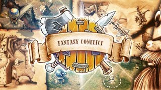 Fantasy Conflict YouTube video