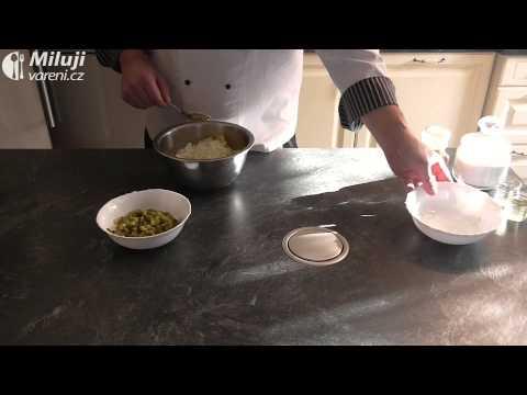 Staročeský bramborový salát