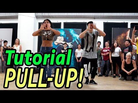 Уличные танцы: хореография на композицию Джейсона Деруло Pull up. Онлайн урок.