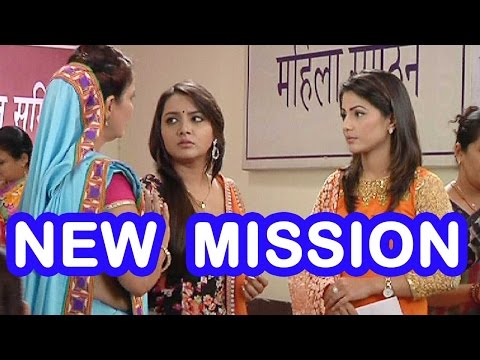 Akshara on a mission to protect women on Yeh Risht