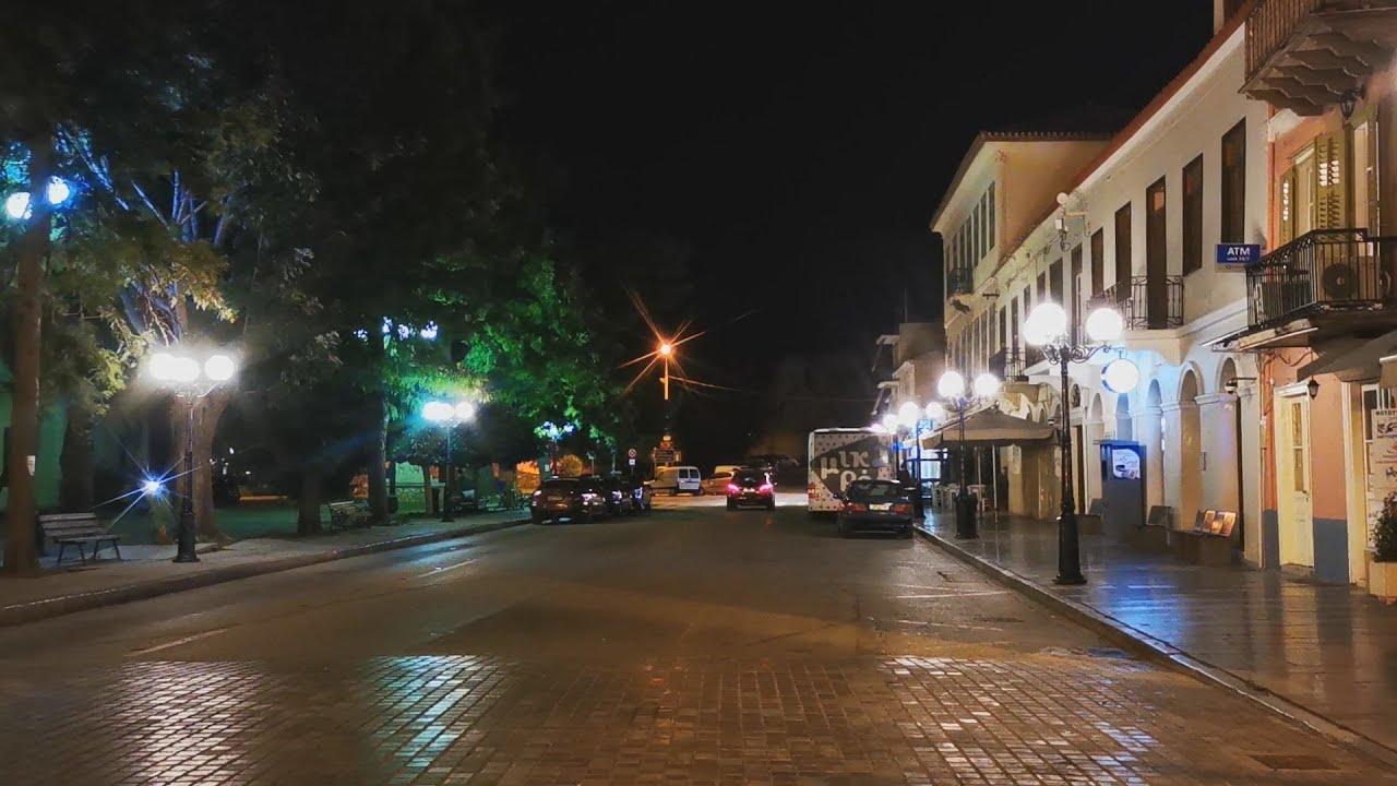 Ναύπλιο :Νυχτερινή απαγόρευση κυκλοφορίας λόγω κορωνοιού