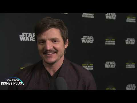 Pedro Pascal Discusses The Mandalorian At Star Wars Celebration