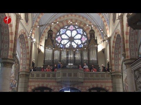 Blagoslov i kolaudacija restauriranih katedralnih orgulja u Sarajevu