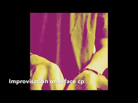 Yamaha reface CP Improvisation/2020.03.06