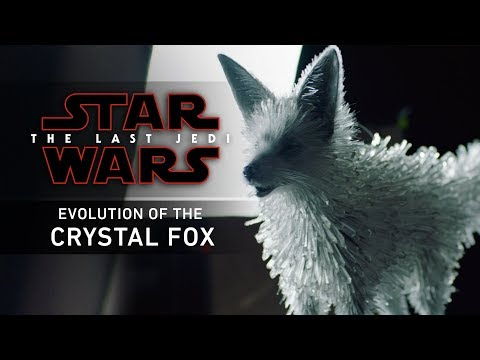 Star Wars: The Last Jedi   Evolution of the Crystal Fox
